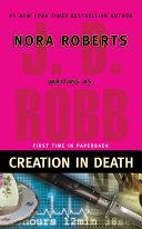 Creation in Death | 9999902454886 | J. D. Robb