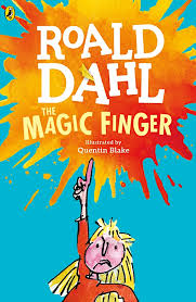 The Magic Finger | 9999902423073 | Dahl, Roald