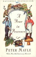 A year in Provence | 9999902400814 | Peter Mayle; illustrations by Judith Clancy
