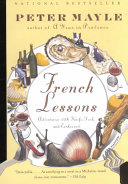 French Lessons | 9999902400821 | Peter Mayle