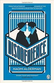 Disobedience | 9999902584798 | Alderman, Naomi